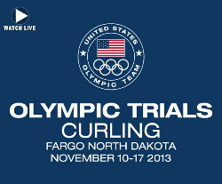 US Curling Olympic Trials